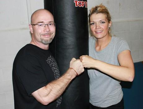 Abnehmen - Boxtraining für Frauen