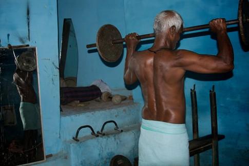 Anti-Aging, Personal Training für Senioren