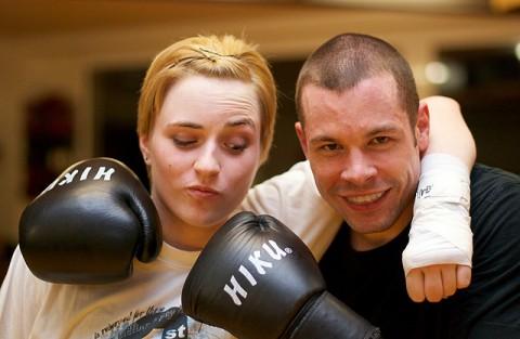 Fitness- und Boxtraining mit Personal Trainer Berlin