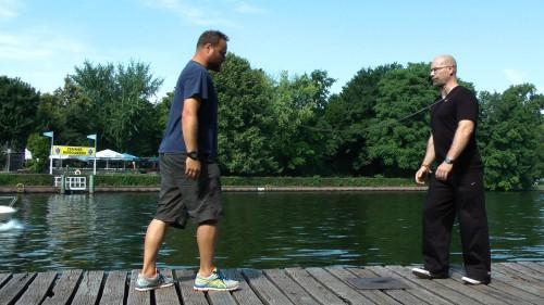 Fitnesstrainer - Fitesstraining - Mentalwerker trifft auf Personal Trainer