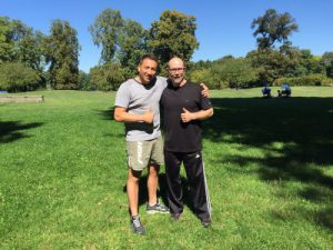 Mental Coaching Robert Rode mit Manuel Depta