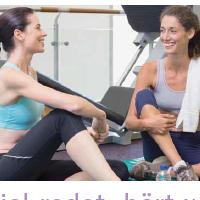 Artikel Shape-Up-Hören Personal Trainer