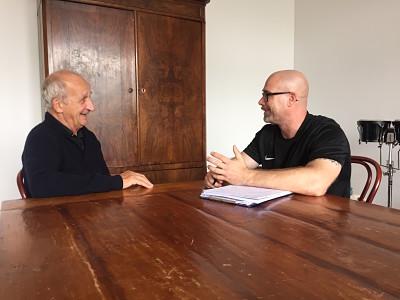 Mental Coach Robert Rode mit Philipp Sonntag