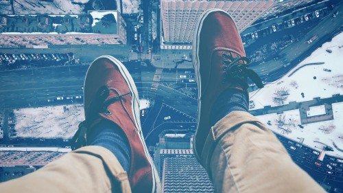 Höhenangst schnell und wirksam behandeln
