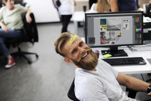 """Arbeit muss Spaß machen, gelebte Work-Life-Balance"""