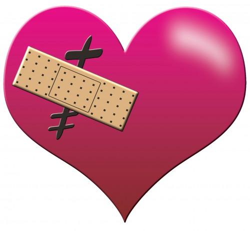 Herzwunden heilen nicht mit Bauchpflaster