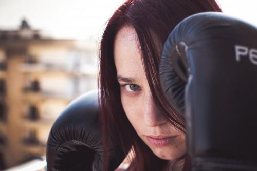 Therapeutisches Boxen vs. Wut, Burnout und Depression